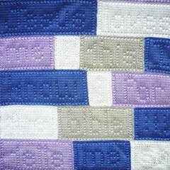 Crocheted Afgan